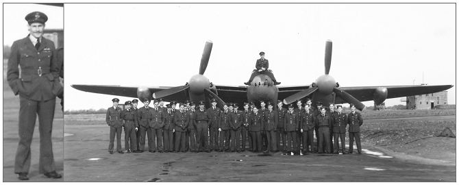 23 Squadron photo - Oct 1944