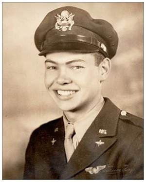 2nd Lt. William Wade 'Bill' Jeffers - 1944