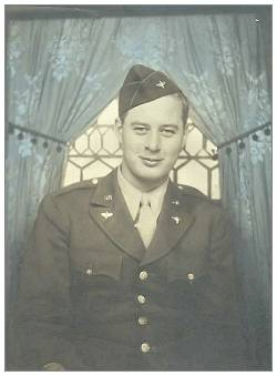 2nd Lt. - Navigator - Richard Michael Tracy - March 1943