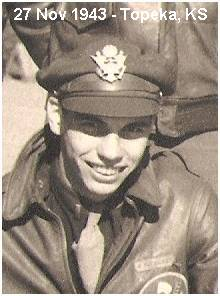 2nd Lt. William R. Kramer - at Topeka, Kansas - 27 Nov 1943