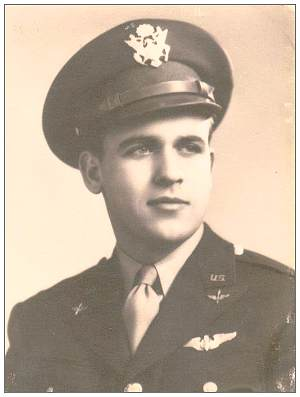 O-732613 - 2nd Lt. - Bombardier - Anthony Louis Destro