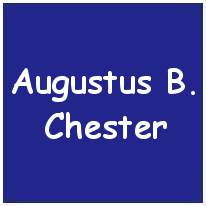 1607353 - Sergeant - Flight Engineer - Augustus Bryan Chester - RAFVR - Age 25 - MIA