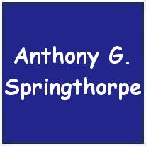 568948 - Sgt. - Flight Engineer - Anthony George Springthorpe - RAF - Age 23 - POW - Camps L3/L6/357 - No. 361