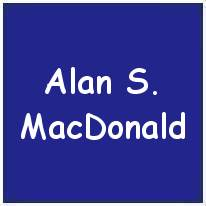 1365180 - Sergeant - Rear Air Gunner - Alan Scotland MacDonald - RAFVR - Age 27 - KIA