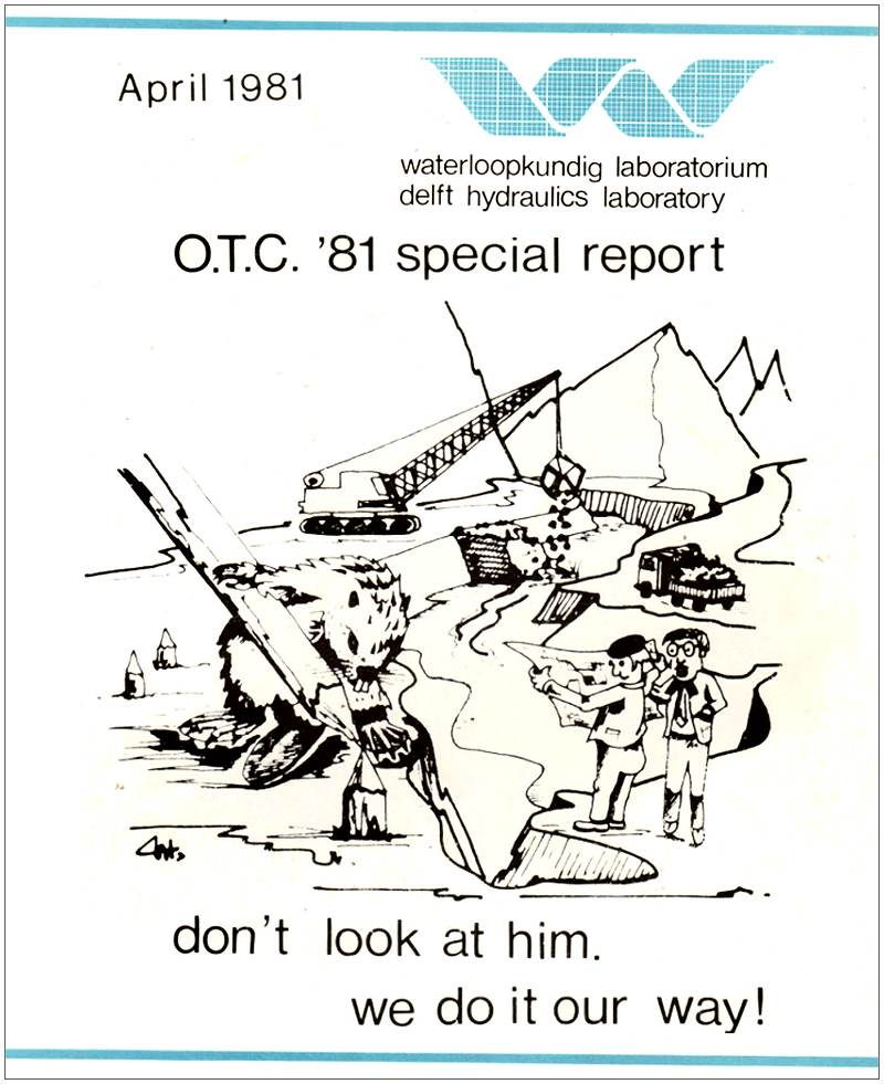April 1981 - O.T.C. Special report - by ir. Ep van Hijum