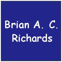 932486 - 66545 - Pilot Officer - 2nd Pilot - Brian Alfred Carter Richards  - RAFVR - Age 21 - KIA