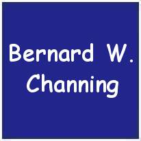 906225 - Rear Air Gunner - Sgt. - Bernard William Channing - RAFVR - Age 21 - POW
