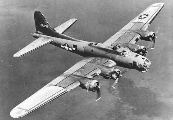 B17G - Flying Fortress