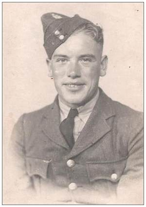 927795  - Sgt. - Rear Air Gunner  - Robert Edward Hardingham - RAFVR - MIA