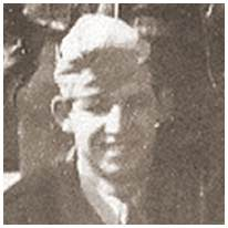 36227710 - S/Sgt. - Engineer / Top Turret Gunner -  Charles Clayton Rigdon - Grant Co., Wisconsin - POW