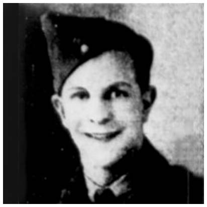 R/83089 - W/O.II. - Rear Air Gunner - Chester Charles Trudell - RCAF - Age 21 - Windsor, ON, CAN - KIA