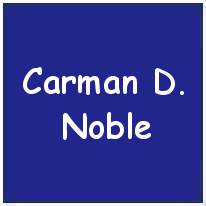 J/15080 - F/O. - Observer - Carman Douglas Noble - RCAF - DFC, MBE - Age .. - POW - interned in Camp L3 - POW No. 477