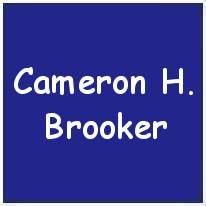 35628157 - S/Sgt. - Engineer/Top Turret Gunner - Cameron Hutchison Brooker - Franklin Co., OH - Age 21 - flew back to base, UK