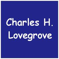 109919 - Flying Officer - Temp. Bomb Aimer / Air Gunner - Charles Henry Lovegrove - RAFVR - Age 19 - KIA