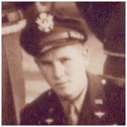 16061224 - O-691779 - 2nd Lt. - Navigator - Clyde J. Martin - Danvers, McLean County, IL - EVD