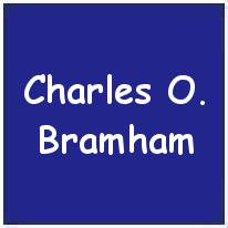 1382346 - 130450 - Pilot Officer - Wireless Operator - Charles Orfeur Bramham - RAFVR - Age 23 - MIA
