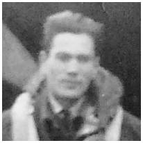R/110977 - Flight Sergeant - Tail / Air Gunner - Charles Reginald Patton - RCAF - KIA - Cemetery Willemsoord