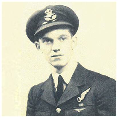 1416957 - 172236 - Flt. Lt. Charles William Reeves - DFC - Age 21 - KIA