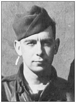 S/Sgt. - Tail Turret Gunner - William 'Bill' Ross Campbell - 19 Apr 1944