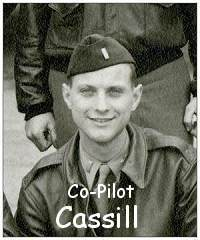 Cassill as on crew photo - Dec 1943
