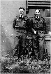 Pilot - Charles Garnett Wilde - RCAF -