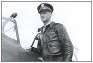 T-190572 - Fighter Pilot - F/O. - Clyde Dale Smith - USAAF