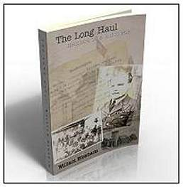 cover book The Long Haul - by Bill Bloxham - 2006
