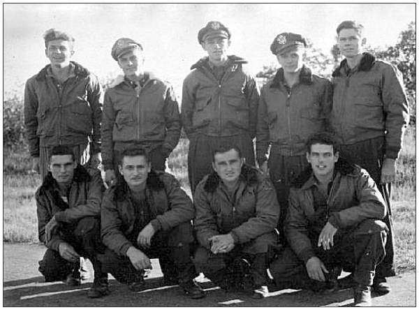 Crew Barrat - 303th BG 427th BS