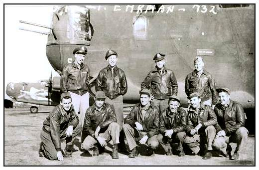 Crew Ehrman - 732BS - with Paul Henry Moseley