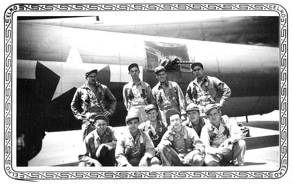 Crew Joe Harris - 463BG - 772BS
