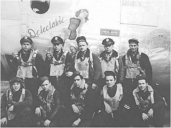 34735728 - S/Sgt. - Monroe William Gray - original crew