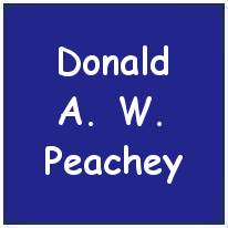 1388110 - Sgt. - Rear Air Gunner - Donald Alfred William Peachey - RAF - Age 22 - POW - interned in Camp 8B/344. POW No. 24943