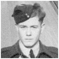 3034274 - Sgt. - Air Gunner - Dennis Bertin Boyce - injured - POW