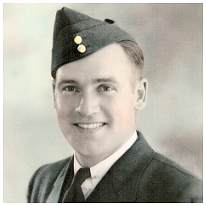 R/72133 - J/15436 - Flying Officer - Bomb Aimer - David Bruce Mckenzie - RCAF - INJ/POW - in Hospital ( Stalag 344 ), POW No. 475