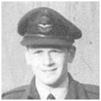 1380934 - 133373 - F/Lt. - 2nd Pilot - Derek Eustace Arthur Luger - injured - POW - DOW -  29 May 1945, UK - Age 22