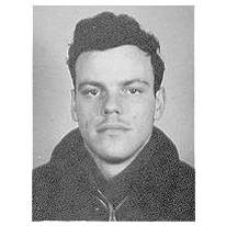 Sgt. - Waist Gunner - Donald 'Don' Edward Wolf - Milwaukeee Co., WI - POW