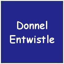 1394106 - Flight Sergeant - Navigator - Donnel Entwistle - RAFVR - Age 29 - KIA