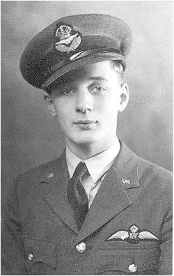 F/Lt. Donald James Stanley Turner - RAFVR - KIA - Age 20