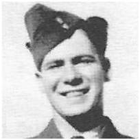 R/95318 - Flight Sergeant - Air Gunner - Donald Murray - RCAF - Age 20 - KIA