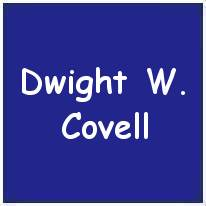 16119153 - O-811341 - 2nd Lt. - Co-Pilot - Dwight W. Covell - Muskegon Co., MI - Age 22 - flew back to Seething, UK