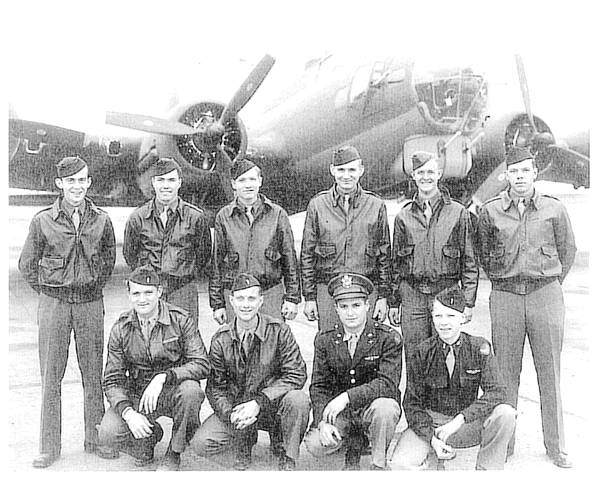 Dinah Might - Crew - 1943