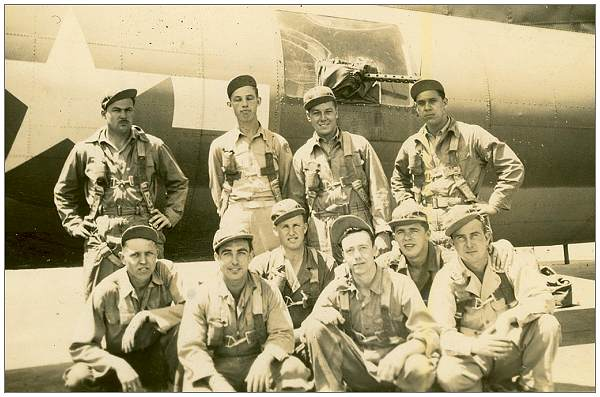 Crew Joe Harris - 463BG - 772BS - - - Scan of original