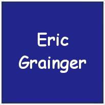 625045 - Sergeant - Flight Engineer - Eric Grainger - RAF - Age 21 - MIA