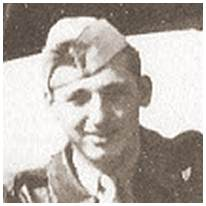 31167410 - Sgt. - Right Waist Gunner -  Edward Winslow Hincks Jr.  - Hartford Co., Connecticut - Age 25 - POW