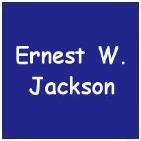 618552 - Flight Sergeant - W.Operator / Air Gunner - Ernest William Jackson - RAFVR - Age 21 - KIA