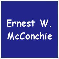 391330  - Navigator / Bombardier  - Sgt. Ernest William McConchie - RNZAF - Age ..