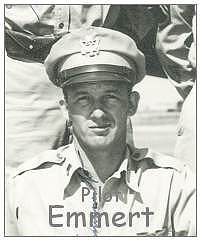 Emmert as on crew photo - May 1943