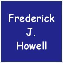 1837105 - Sgt. - Flight Engineer - Frederick John 'Taffy' Howell - RAFVR - Age 20 - KIA