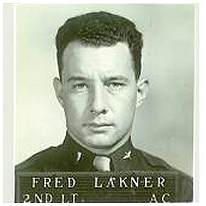 13090631 - O-815171 - 1st Lt. - Co-Pilot - Fred Lakner - Lock Haven, PA - Age 23 - POW