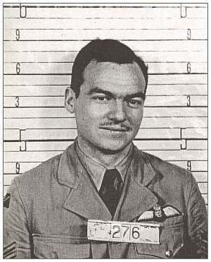 R/126792 - Flight Sergeant - Pilot - Richard Earl Todd - RCAF